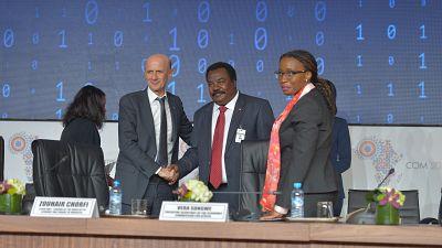 Les politiques, le commerce et le secteur privé à l'ère numérique domineront les débats alors que la Conférence des ministres africains débute à Marrakech