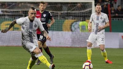 """Nainggolan: """"Inter gruppo sano e unito"""""""
