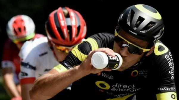 Cyclisme: l'équipe Direct Energie va prendre aussi le nom de Total