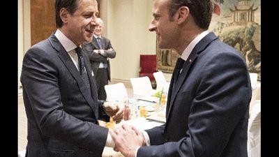 Tav: Conte, a Macron parlato di costi