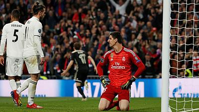 'Spanish press want to kill me', says Courtois after difficult week