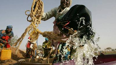 Access to safe water for all is key to sustainable development