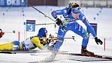 Biathlon: Cdm, Hofer 2/o a Holmenkollen