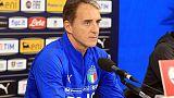 """Mancini: """"Peccato per le assenze"""""""