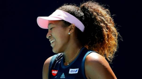 Tennis: Osaka prend son temps à Miami
