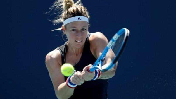 Tennis: Parmentier stoppée au 2e tour à Miami