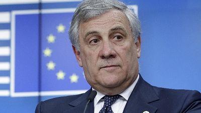 Europee, Tajani si ricandida