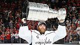 Hockey sur glace: trois joueurs de Washington boycotteront Trump