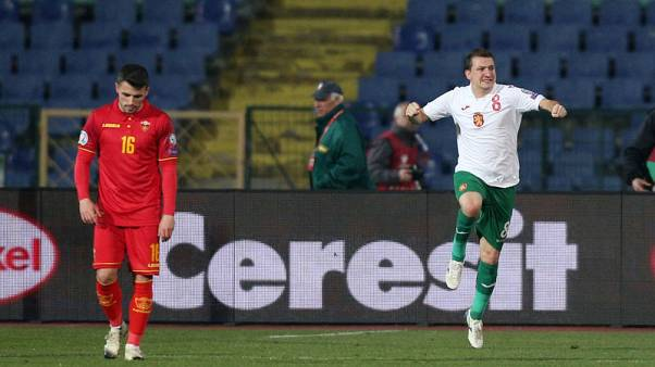 Controversial penalty earns Bulgaria draw against Montenegro