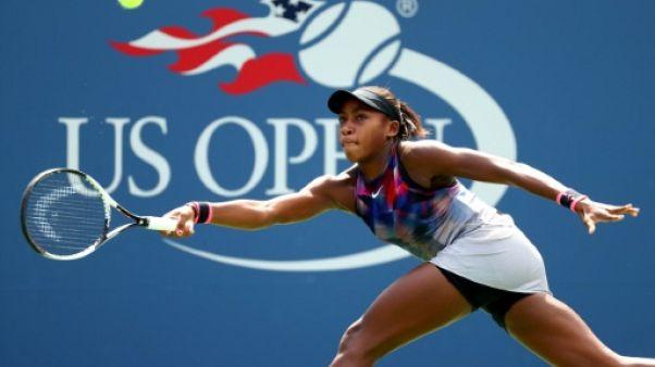 Tennis: la prodige Cori Gauff stoppée au 2e tour à Miami