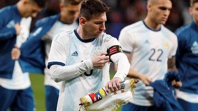 Non basta Lautaro, Argentina Messi ko