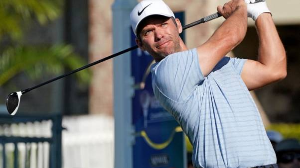 Golf - Holder Casey and American Cook share Valspar lead