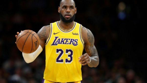 NBA: le retentissant fiasco des Los Angeles Lakers et de LeBron James