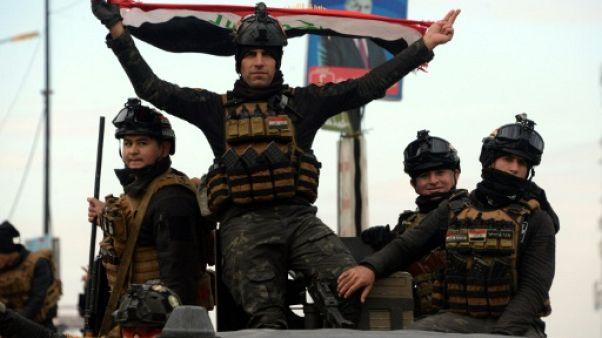 """Un an après la """"victoire"""", des racines de l'EI poussent toujours en Irak"""