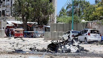 Al Shabaab attacks Somali government building in Mogadishu, at least nine dead