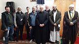 Nuova Zelanda, cristiani in moschea