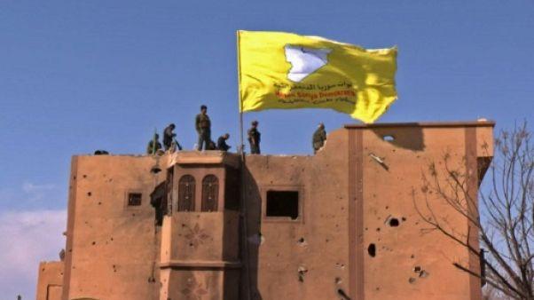 """Baghouz, le village syrien où le """"califat"""" a rendu l'âme"""