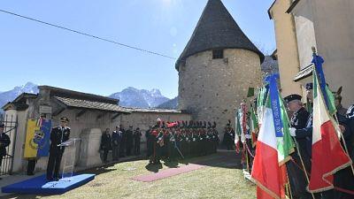 Carabinieri:ricordato eccidio Malga Bala