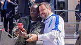 Salvini: 'Ramy? Si faccia eleggere...'