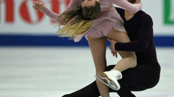Mondiaux de patinage: Papadakis et Cizeron, les nouveaux explorateurs