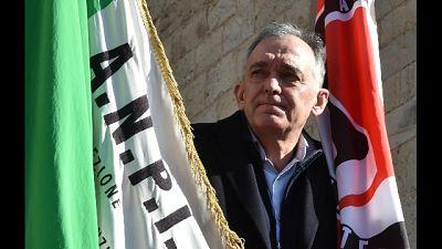 Manifestanti Fn insultato Gad Lerner
