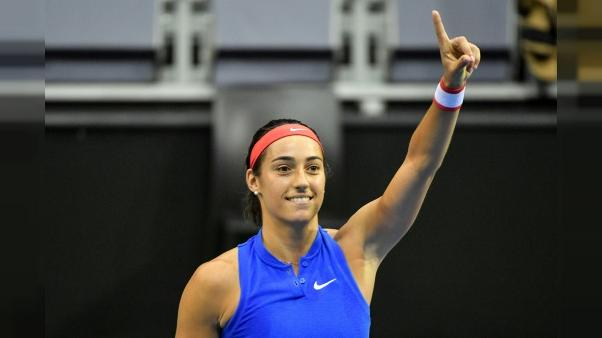 Tennis: Caroline Garcia en 8e de finale à Miami