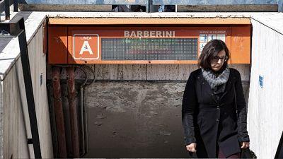 Chiuse stazione metro Barberini e Spagna