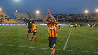 Recupero serie B, Lecce-Ascoli 7-0