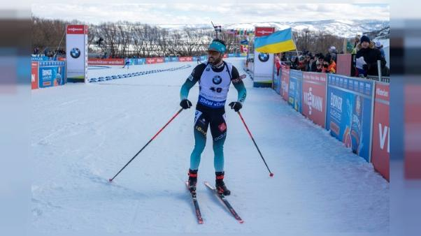 Biathlon: Simon Fourcade prend sa retraite
