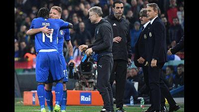 Euro 2020: Italia-Finlandia 2-0