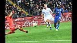 Kean gol, 1/o millennial Italia a segno