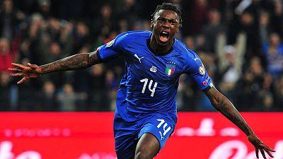 Barella, Kean score first Italy goals in win over Finland