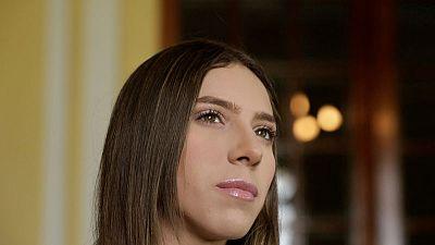 Wife of Venezuelan opposition leader to Maduro - 'Enough already!'