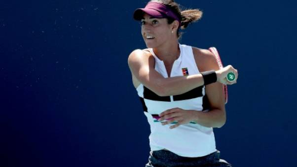 Tennis: Garcia retrouve confiance à Miami, Osaka chute encore