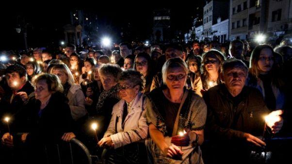 La Serbie commémore le 20e anniversaire des frappes de l'Otan
