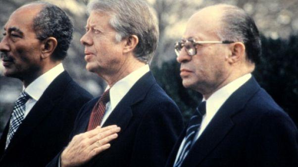 Egypte-Israël: 40 ans après le traité, une relation à toute épreuve
