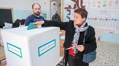 Basilicata: alle 12 affluenza del 13,31%