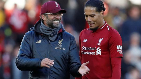 Passionate Klopp gets straight to the point, says Van Dijk