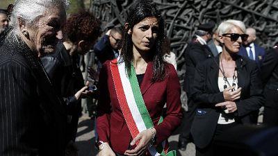 Roma ricorda eccidio Fosse Ardeatine