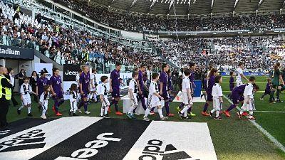 Calcio donne:festa Stadium per 40.000