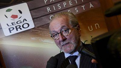 Lega Pro:ultima tappa 'Pallone d'Italia'
