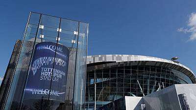 New chapter for Tottenham as stadium hosts first game