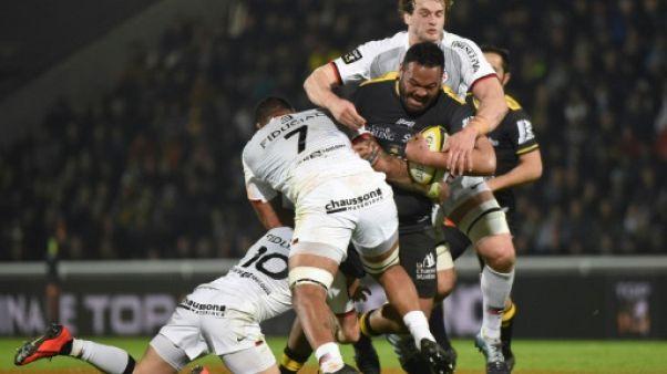Top 14: La Rochelle perd encore du terrain