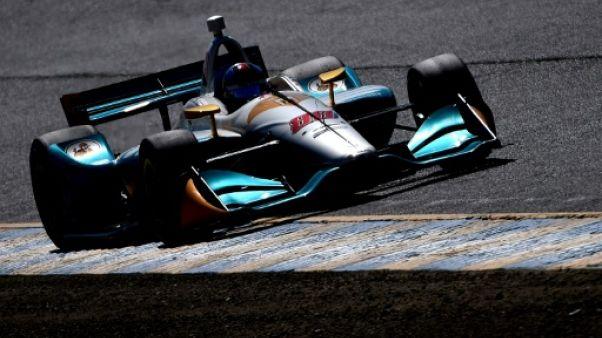 IndyCar: Herta vainqueur à Austin à seulement 18 ans