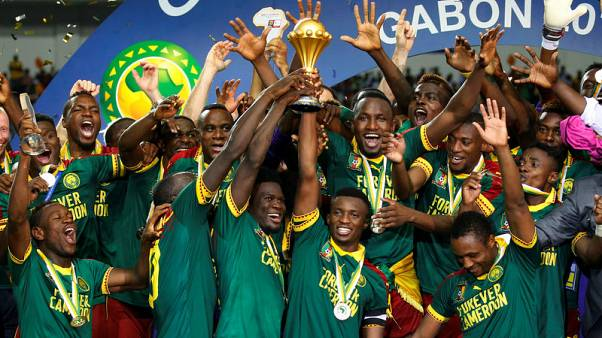 South Africa secure last berth at Cup of Nations finals