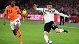 هدف قاتل من شولتس يهدي ألمانيا الفوز 3-2 على هولندا