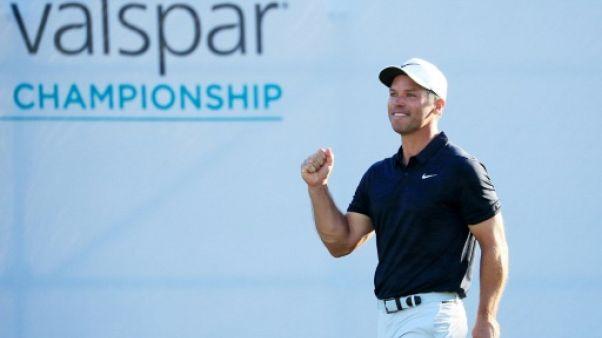 Golf: Casey conserve son titre au Valspar Championship