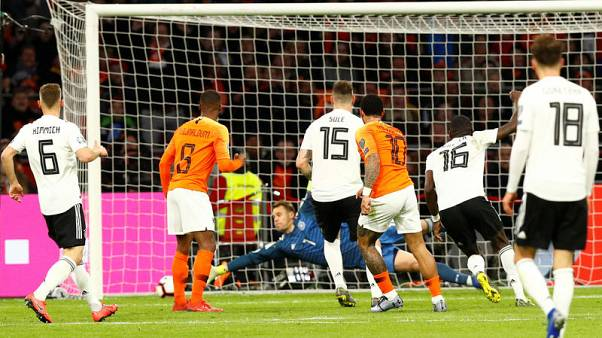 Schulz grabs late winner as Germany stun Netherlands