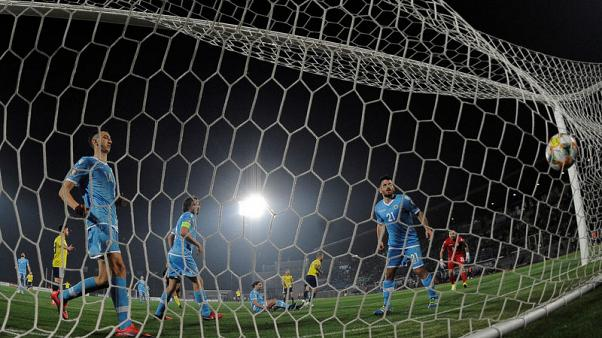 Scotland fail to impress in 2-0 win over San Marino