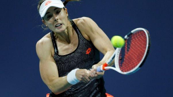 Tennis: Cornet bouscule Pliskova à Miami, Djokovic prend son temps